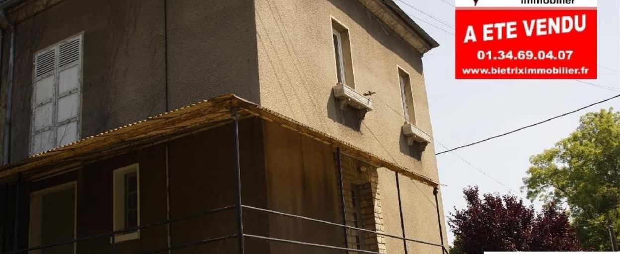 Achat maison 4 pièces L'Isle-Adam (95290) 281 000 €