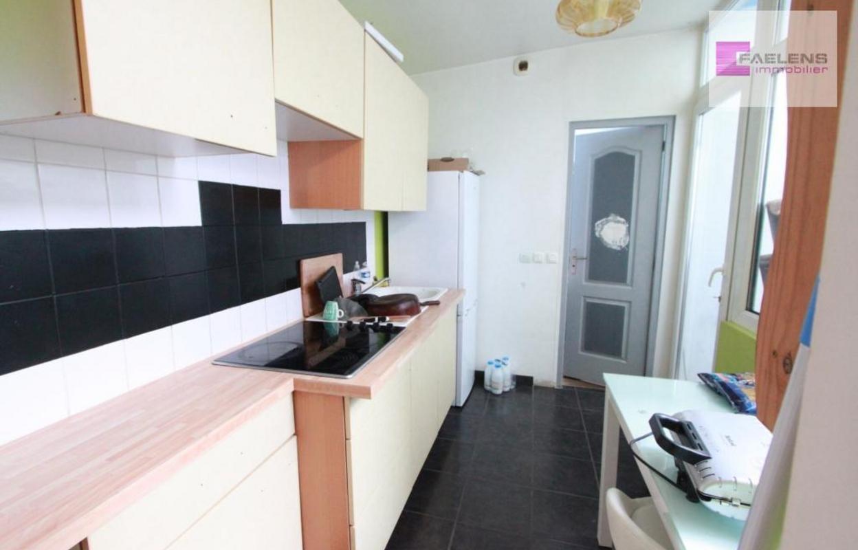 Bureau 2 pièces 53 m²