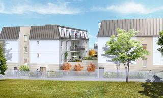 Programme neuf appartement neuf 3 pièces Breuillet (91650) À partir de 220 000 €