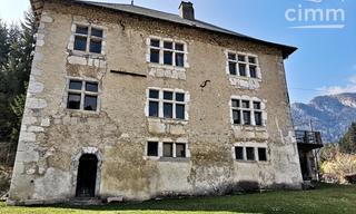 Achat maison 9 pièces Saint-Pierre-de-Chartreuse (38380) 315 000 €