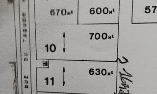 Achat terrain  Élincourt (59127) 24 000 €