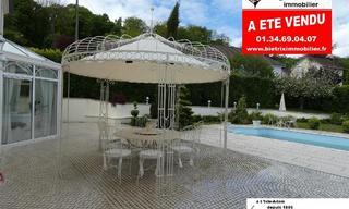 Achat maison 10 pièces Parmain (95620) 928 000 €