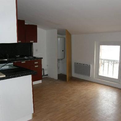 Appartement 2 pièces 28 m²