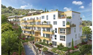 Achat appartement 2 pièces Cagnes-sur-Mer (06800) 218 000 €