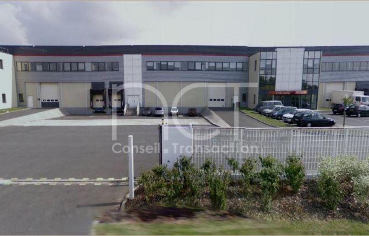 Bureau 5868 m²