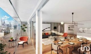 Achat appartement 3 pièces PARIS (75018) 1 185 000 €