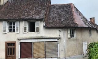 Achat maison 7 pièces Coussac-Bonneval (87500) 43 000 €