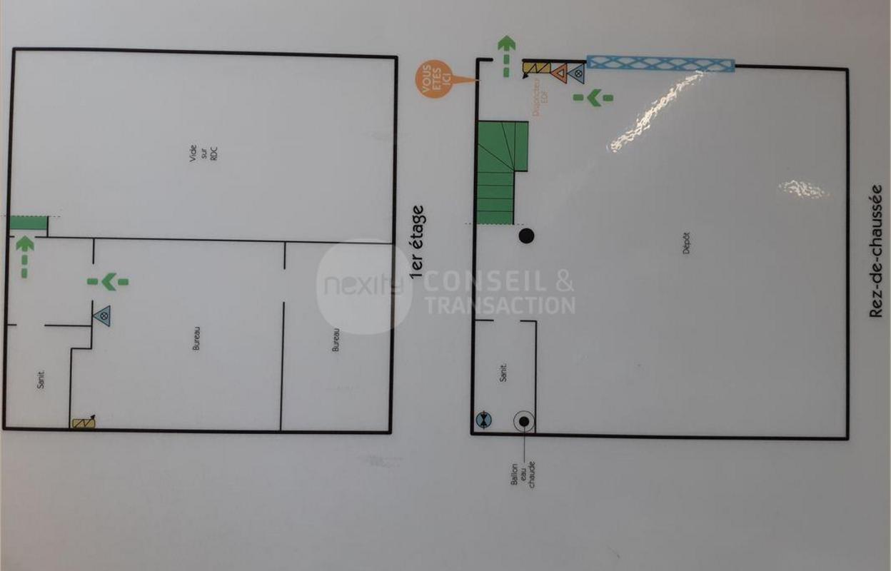 Bureau 103 m²