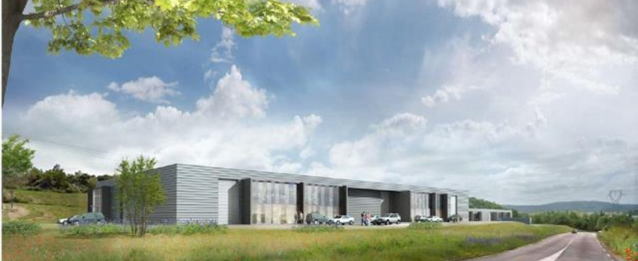 Achat local industriel  Communay (69360) 3 680 000 €
