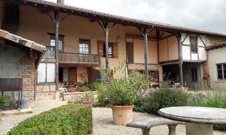 Achat maison 7 pièces Bâgé-la-Ville (01380) 230 000 €