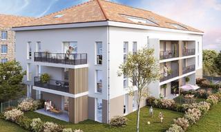 Achat appartement 5 pièces Bourgoin-Jallieu (38300) 291 185 €