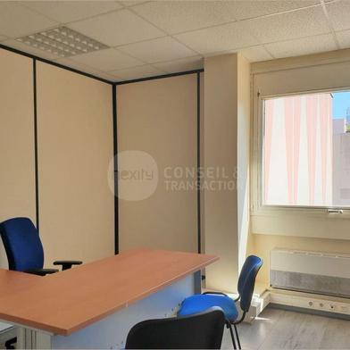 Bureau 205 m²