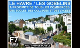 Achat appartement 7 pièces Le Havre (76600) 323 500 €