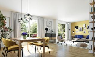 Programme neuf appartement neuf 3 pièces Fontenay-le-Vicomte (91540) À partir de 212 500 €