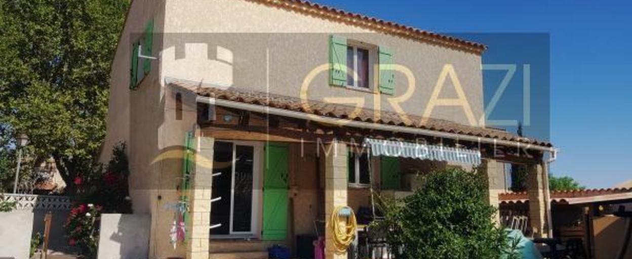 Achat maison 4 pièces Cuers (83390) 336 000 €