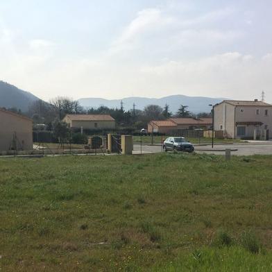 Terrain 1507 m²