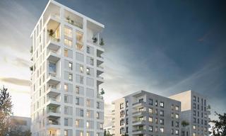 Programme neuf appartement neuf 1 pièce Lyon (69008) À partir de 218 000 €