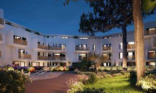 Programme neuf appartement neuf 2 pièces Balaruc-les-Bains (34540) À partir de 225 300 €