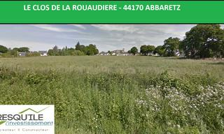 Achat terrain neuf  Abbaretz (44170) 30 140 €