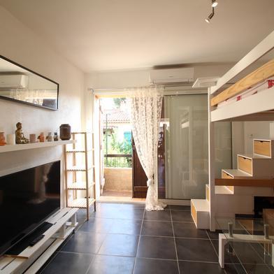 Appartement 1 pièce 23 m²