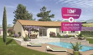 Achat maison neuve 4 pièces Saint-Julien-de-Peyrolas (30760) 188 669 €