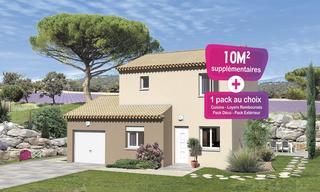 Achat maison neuve 5 pièces Gaujac (30330) 195 060 €