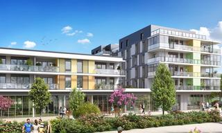 Programme neuf appartement neuf 1 pièce Saint-Genis-Pouilly (01630) À partir de 190 200 €