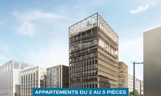 Programme neuf appartement neuf 2 pièces Bordeaux (33000) À partir de 203 000 €