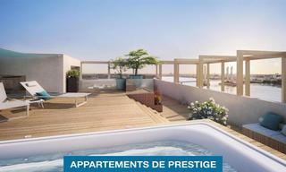 Programme neuf appartement neuf 3 pièces Bordeaux (33000) À partir de 362 000 €