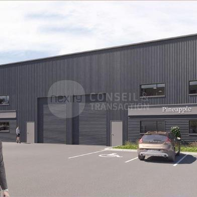 Local industriel 673 m²