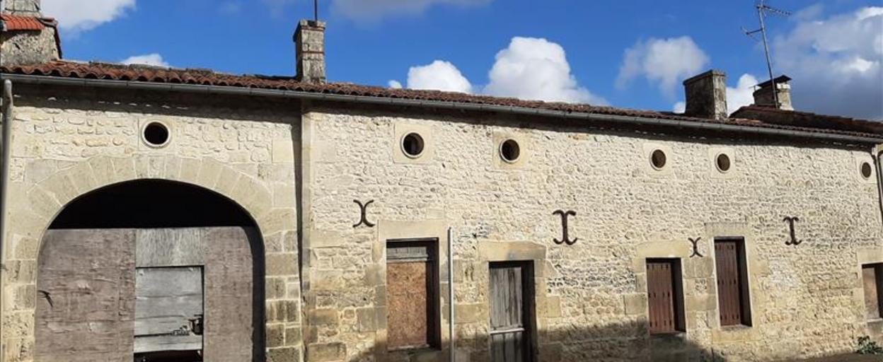 Achat maison 3 pièces Plassac (17240) 28 750 €