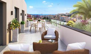 Programme neuf appartement neuf 1 pièce Menton (06500) À partir de 218 000 €