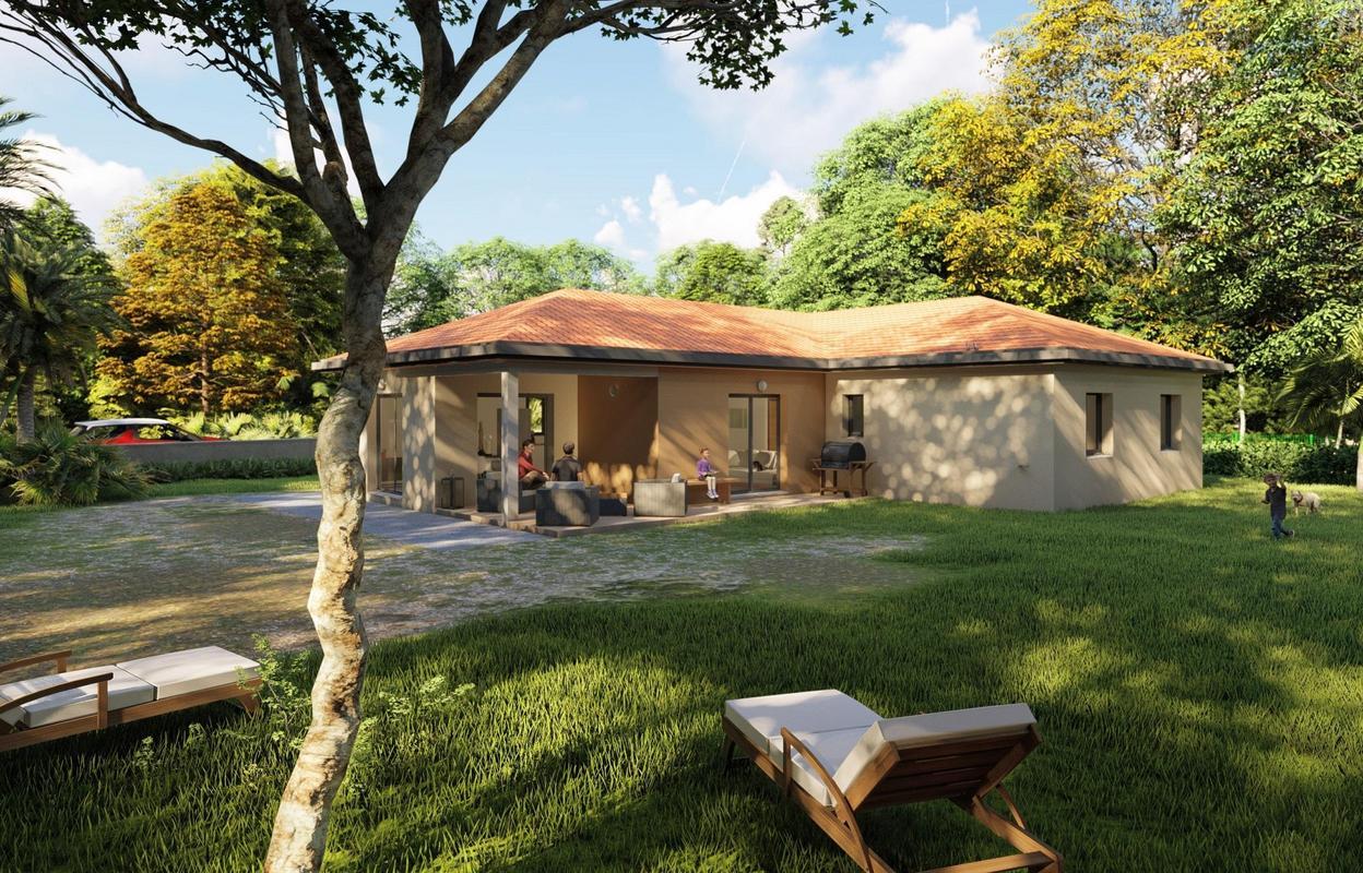 Maison à construire 5 pièces 105 m²