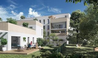Programme neuf appartement neuf 2 pièces Bordeaux (33000) À partir de 296 000 €