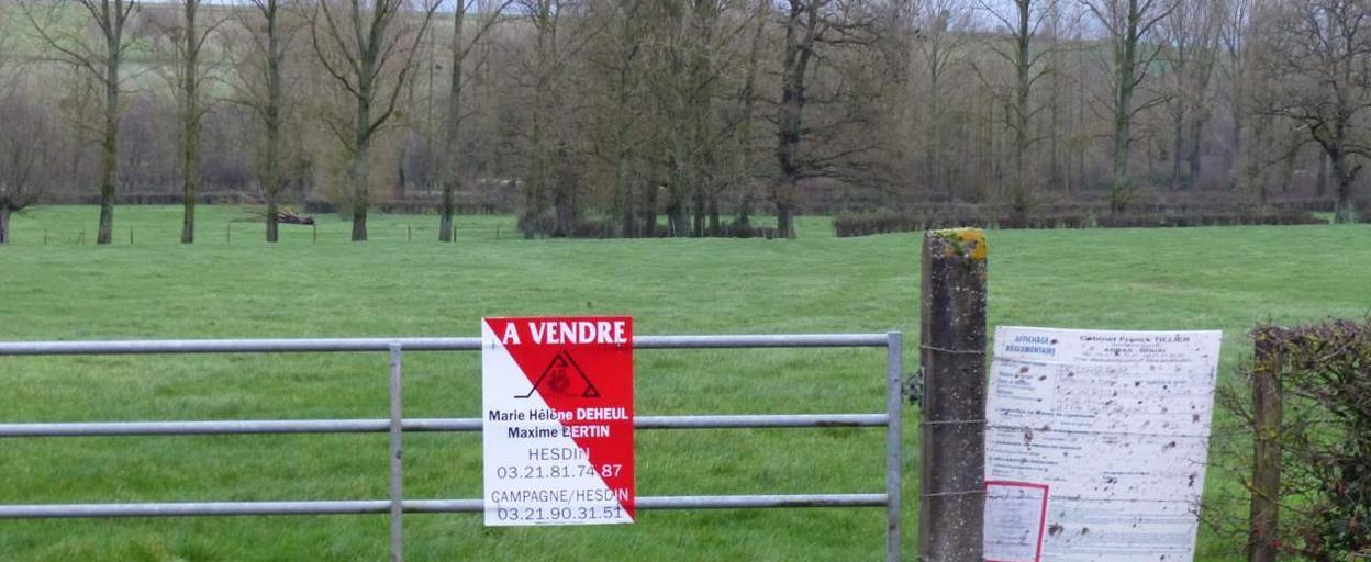 Achat terrain  Saint-Georges (62770) 49 000 €