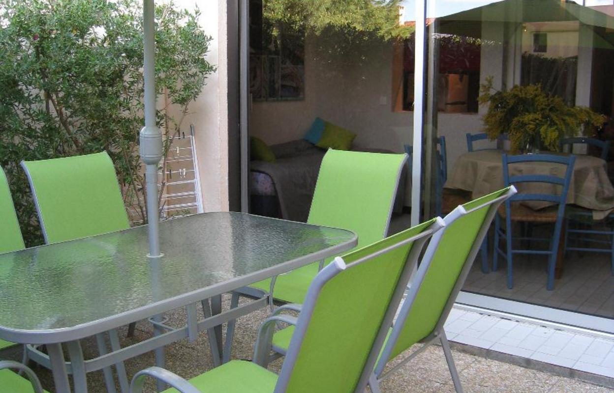 Appartement pour les vacances 2 pièces 36 m²