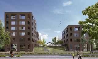 Programme neuf appartement neuf 2 pièces Rennes (35000) À partir de 210 000 €