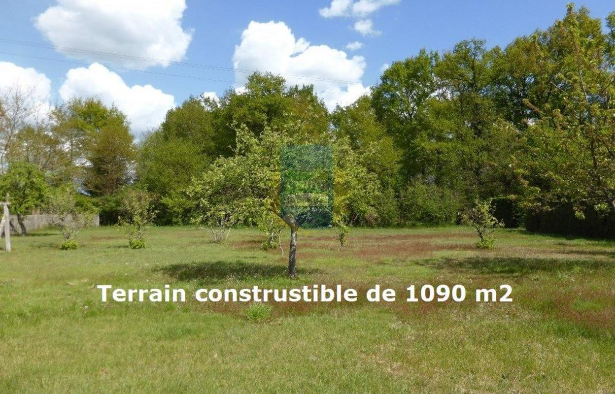 Terrain 1090 m²
