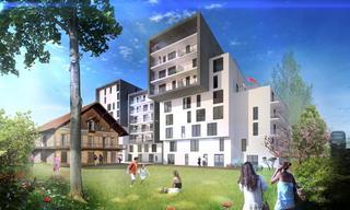 Programme neuf appartement neuf 3 pièces Lormont (33310) À partir de 238 800 €