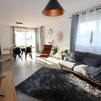 Appartement 4 pièces 100 m²