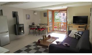 Achat appartement 3 pièces Saint-Étienne-de-Tinée (06660) 195 000 €