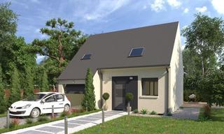Achat maison neuve 5 pièces Saint-Fargeau-Ponthierry (77310) 235 000 €