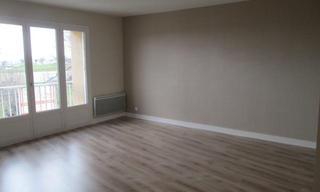 Location appartement 4 pièces Saint-Léonard-de-Noblat (87400) 580 € CC /mois