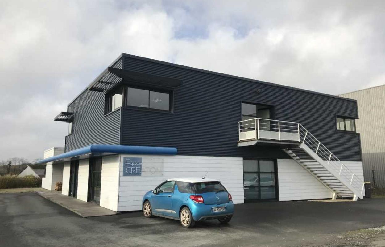 Bureau 185 m²