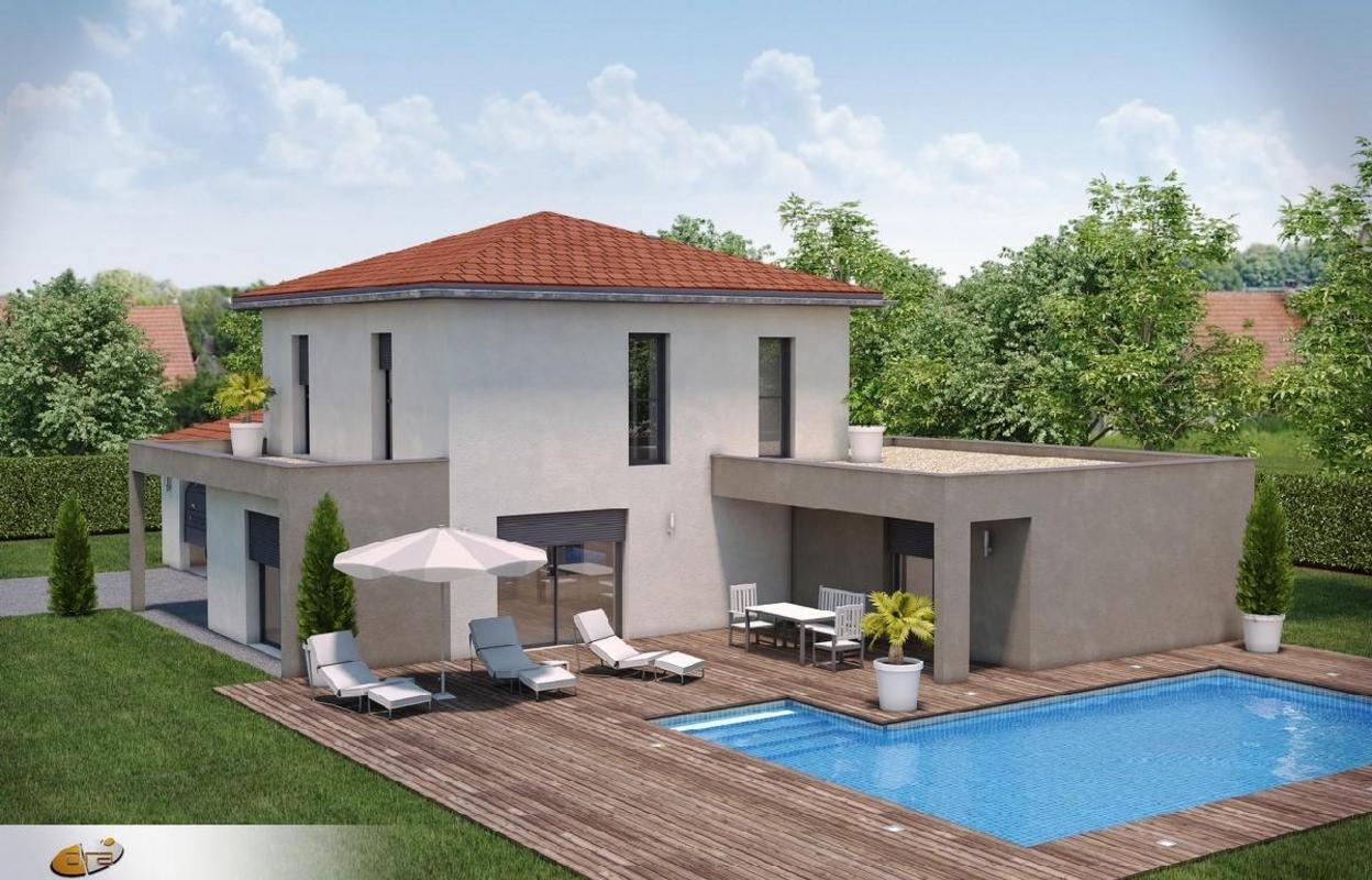 Maison à construire 4 pièces 125 m²