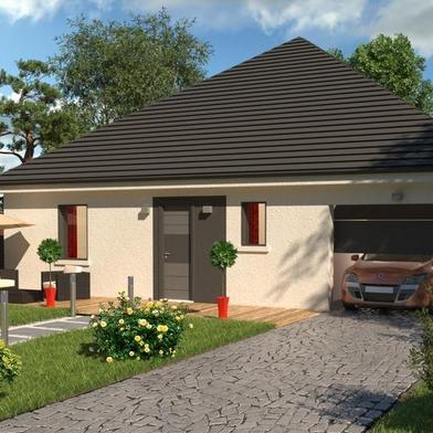 Maison 5 pièces 90 m²