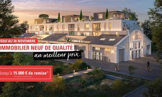 Programme neuf appartement neuf 2 pièces Dijon (21000) À partir de 180 000 €