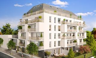 Programme neuf appartement neuf 1 pièce Choisy-le-Roi (94600) À partir de 118 688 €