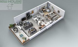 Achat appartement 3 pièces Chens-sur-Léman (74140) 318 800 €
