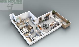 Achat appartement 5 pièces Chens-sur-Léman (74140) 510 000 €